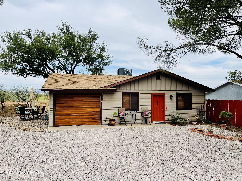 106 W Mesquite Drive Cottonwood, AZ 86326