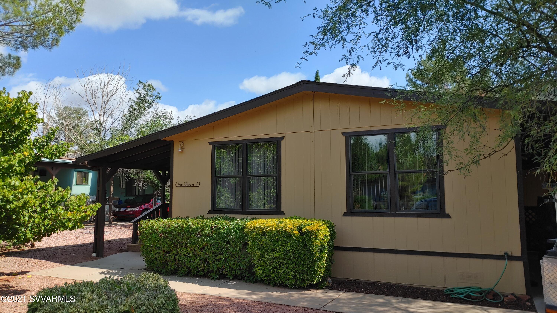 140 Monte Vista Lane Sedona, AZ 86336