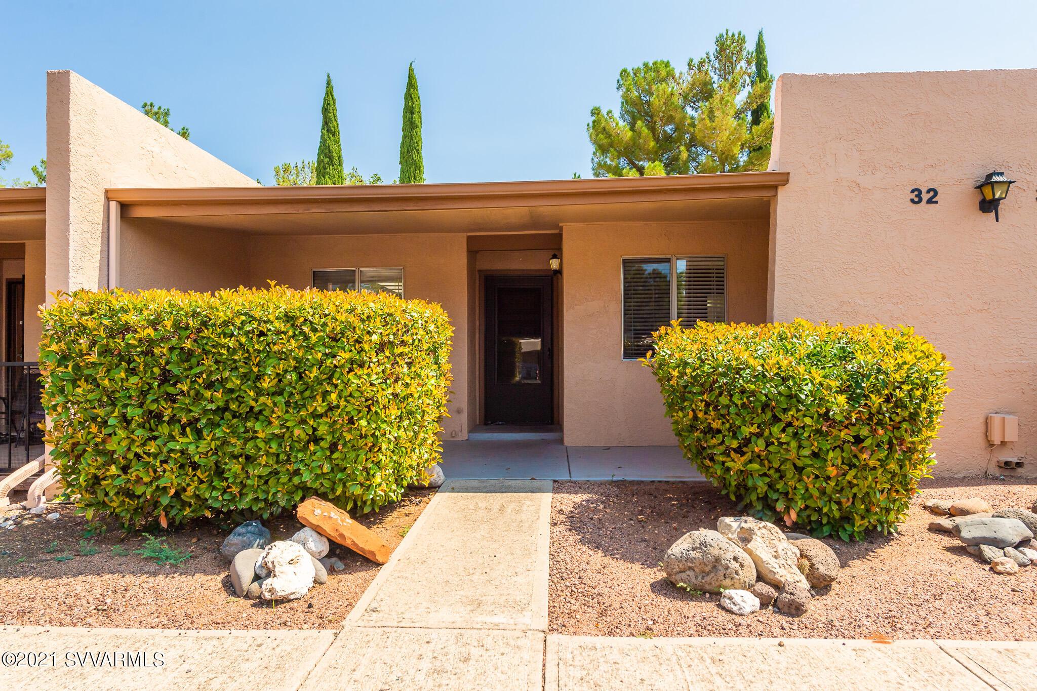130 Castle Rock Rd UNIT #32 Sedona, AZ 86351