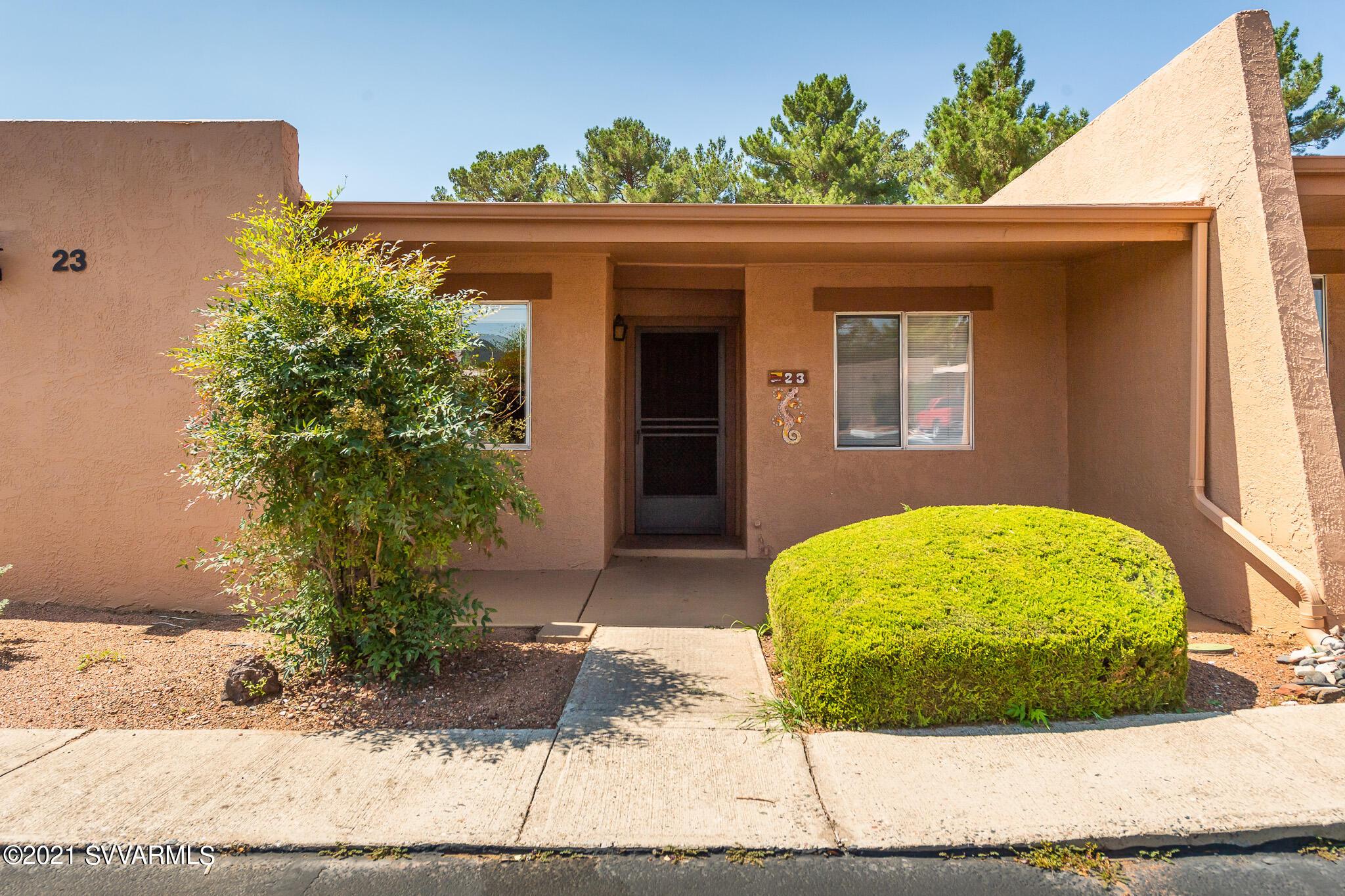 130 Castle Rock Rd UNIT #23 Sedona, AZ 86351