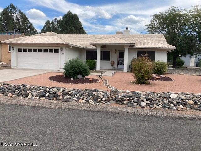 4586 N Fairway Drive Rimrock, AZ 86335