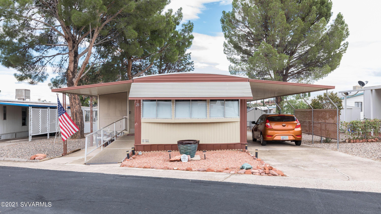 325 Az-89a UNIT #28 Cottonwood, AZ 86326