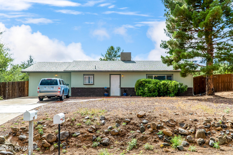 1338 S Navajo Drive Cottonwood, AZ 86326