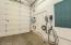 40 Ft. RV Garage & Tesla Charging Wall