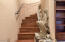 Stair Lift for those with mobility issues.