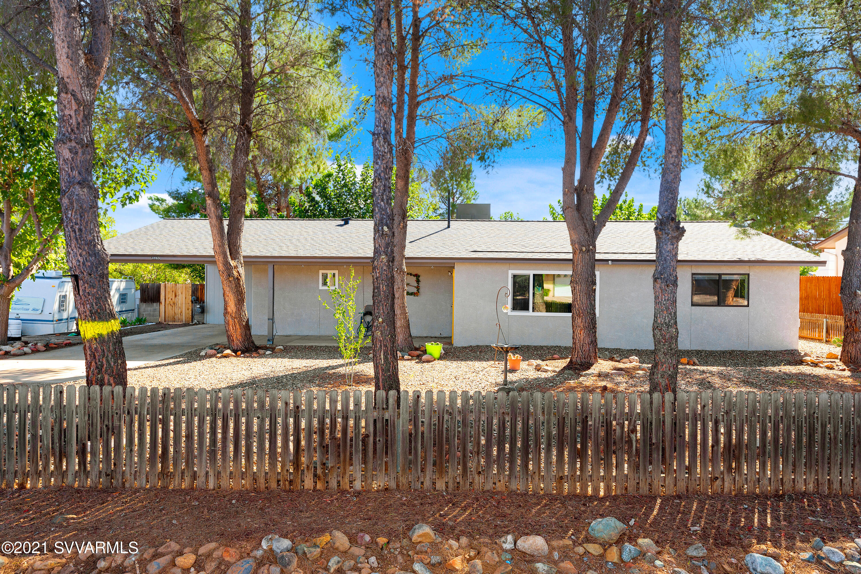 3865 E Sabino Tr Cottonwood, AZ 86326