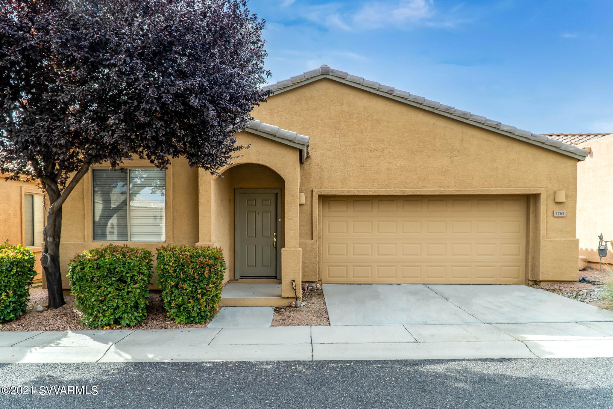 1769 E Arroyo Seco Cottonwood, AZ 86326