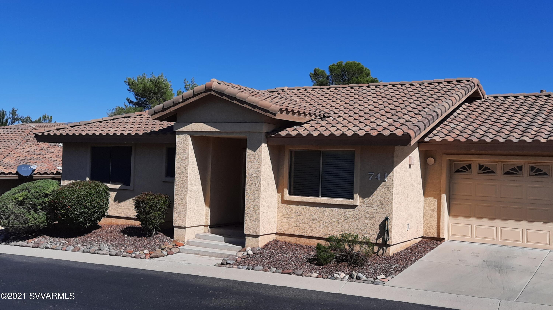 741 Skyview Lane Cottonwood, AZ 86326
