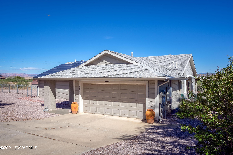 2141 Liough Drive Clarkdale, AZ 86324