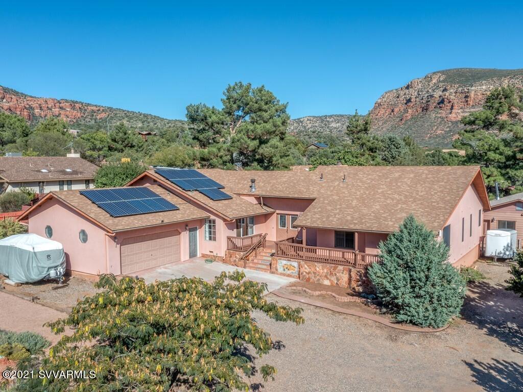 40 Ridgecrest Drive Sedona, AZ 86351