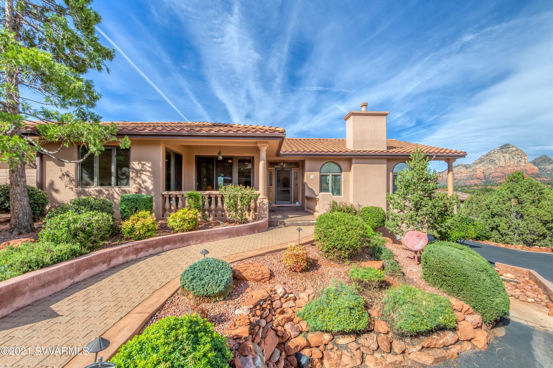 15 Brins Mesa Lane Sedona, AZ 86336