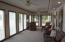Main floor 3 season room