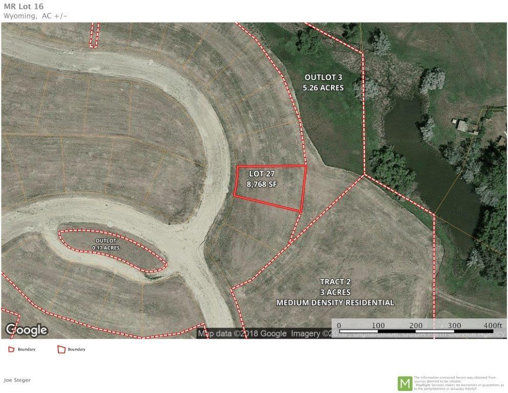 375 Legacy Road, Sheridan, Wyoming 82801, ,Building Site,For Sale,Legacy,18-186
