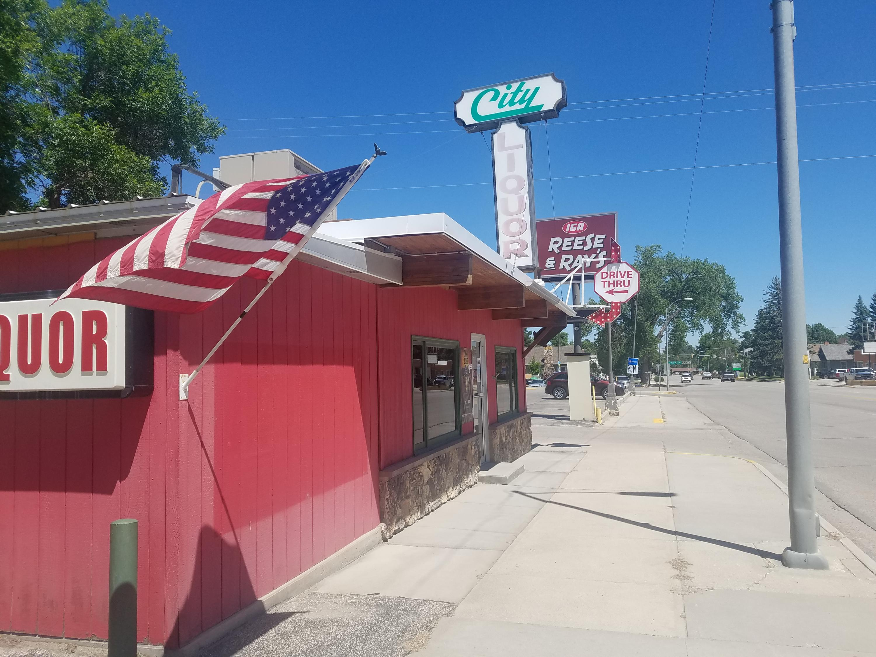 490-496 Fort Street, Buffalo, Wyoming 82834, ,Commercial,For Sale,Fort,18-700
