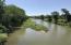 Tongue River on adjacent BLM Land