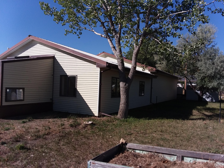 60 Brock Street, Buffalo, Wyoming 82834, 2 Bedrooms Bedrooms, ,1 BathroomBathrooms,Residential,For Sale,Brock,18-449