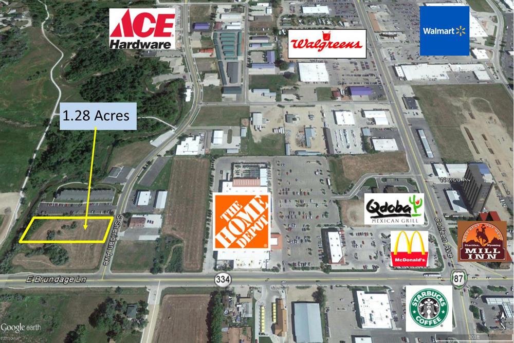 2092/2096 S Sheridan Avenue, Sheridan, Wyoming 82801, ,Commercial,For Sale,Sheridan,18-1174