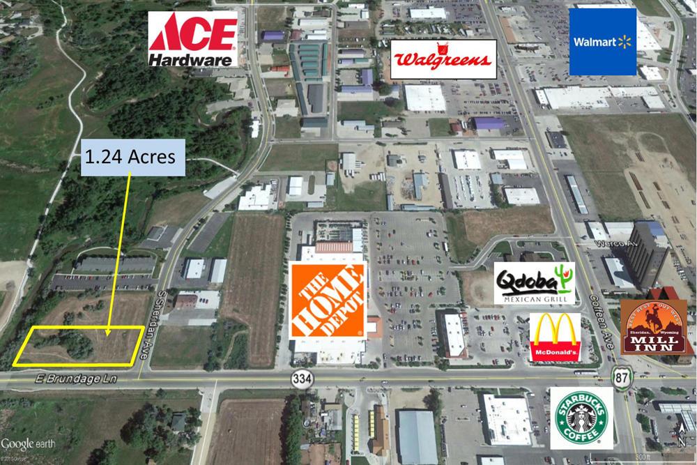 2096 S Sheridan Avenue, Sheridan, Wyoming 82801, ,Commercial,For Sale,Sheridan,18-1173