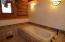 Master Bath Sunkin Tub