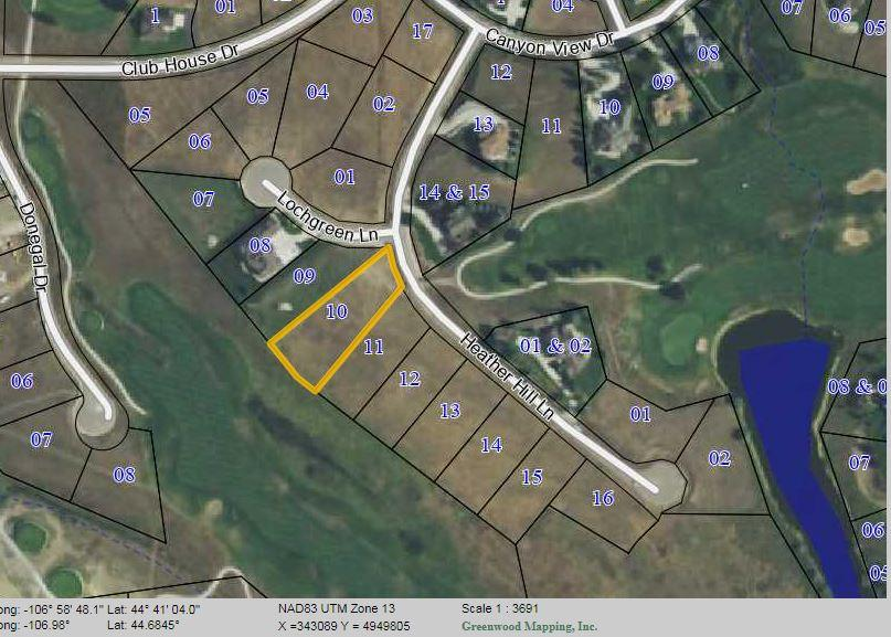 TBD Heather Hill Lane, Sheridan, Wyoming 82801, ,Building Site,For Sale,Heather Hill,19-69