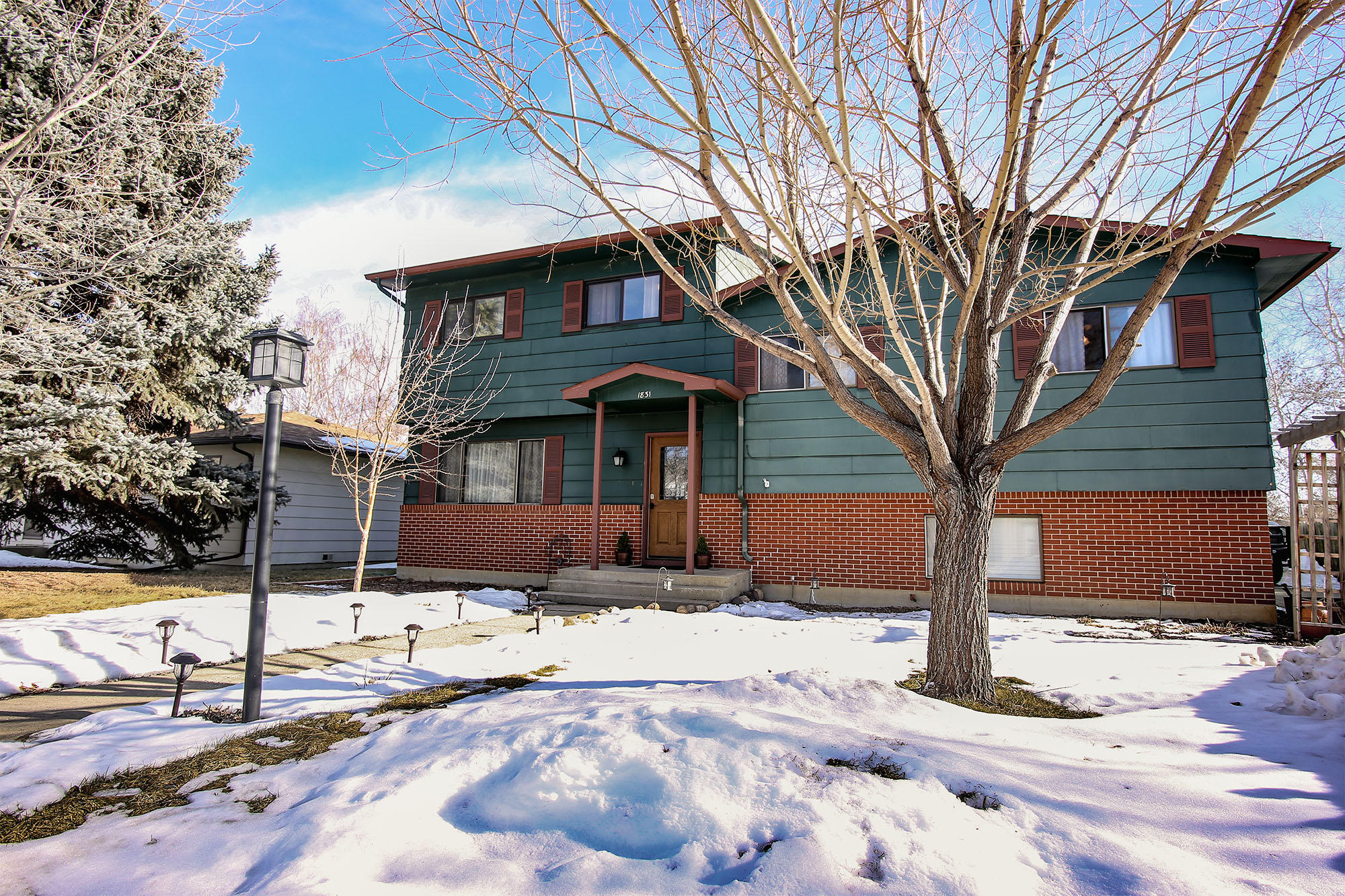1831 Kennedy Street, Sheridan, Wyoming 82801, 6 Bedrooms Bedrooms, ,3 BathroomsBathrooms,Residential,For Sale,Kennedy,19-143