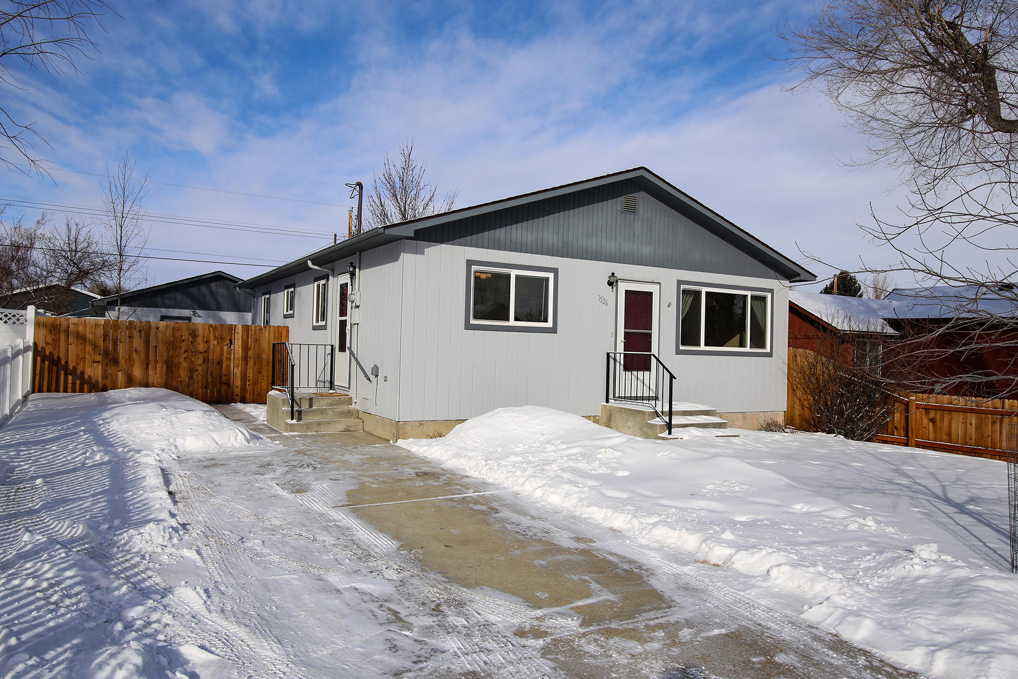 1526 S Thurmond Avenue, Sheridan, Wyoming 82801, 3 Bedrooms Bedrooms, ,1.5 BathroomsBathrooms,Residential,For Sale,Thurmond,19-169