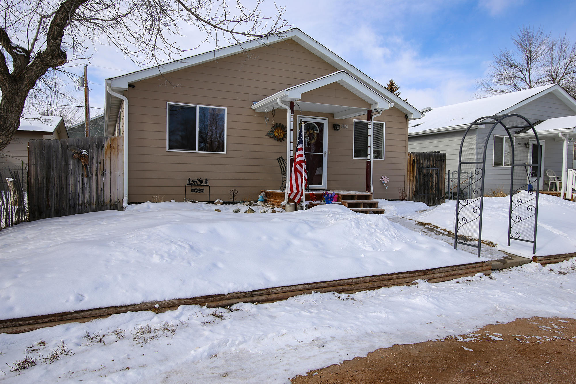 1510 Parker Avenue, Sheridan, Wyoming 82801, 3 Bedrooms Bedrooms, ,2 BathroomsBathrooms,Residential,For Sale,Parker,19-176