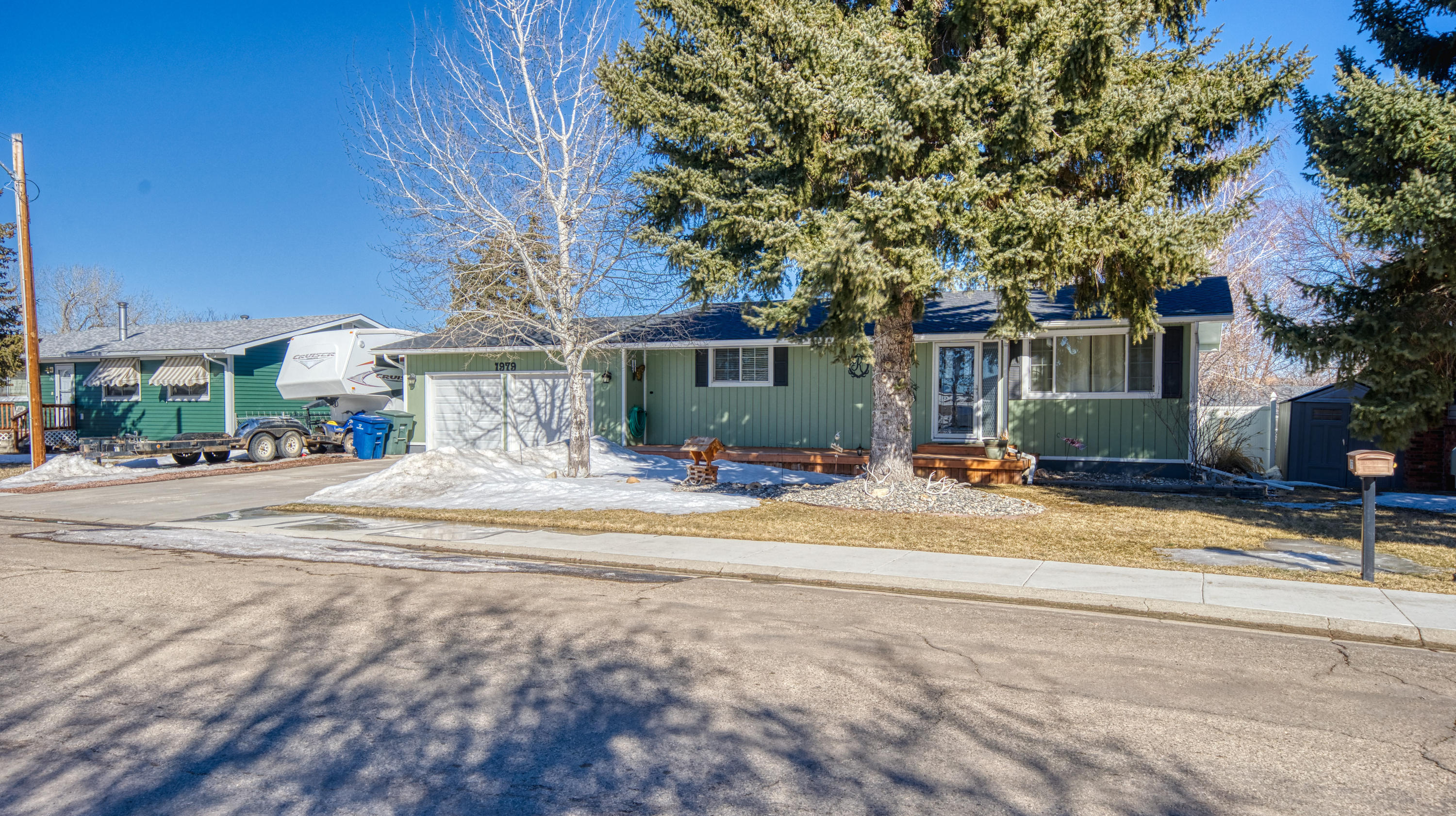 1979 Papago Drive, Sheridan, Wyoming 82801, 4 Bedrooms Bedrooms, ,2 BathroomsBathrooms,Residential,For Sale,Papago,19-227