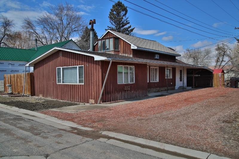 337 Halbert Street, Ranchester, Wyoming 82801, 3 Bedrooms Bedrooms, ,1 BathroomBathrooms,Residential,For Sale,Halbert,19-240