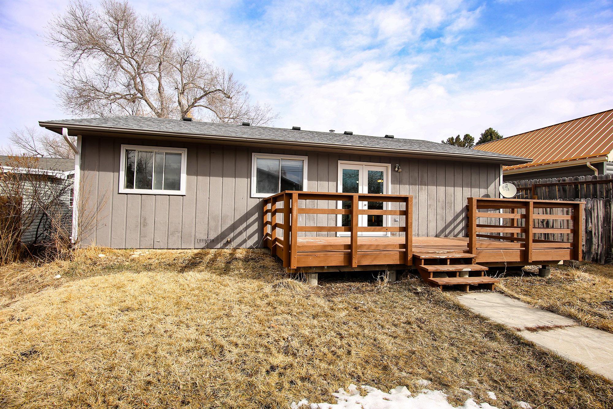 1418 Lewis Street, Sheridan, Wyoming 82801, 3 Bedrooms Bedrooms, ,2 BathroomsBathrooms,Residential,For Sale,Lewis,19-257