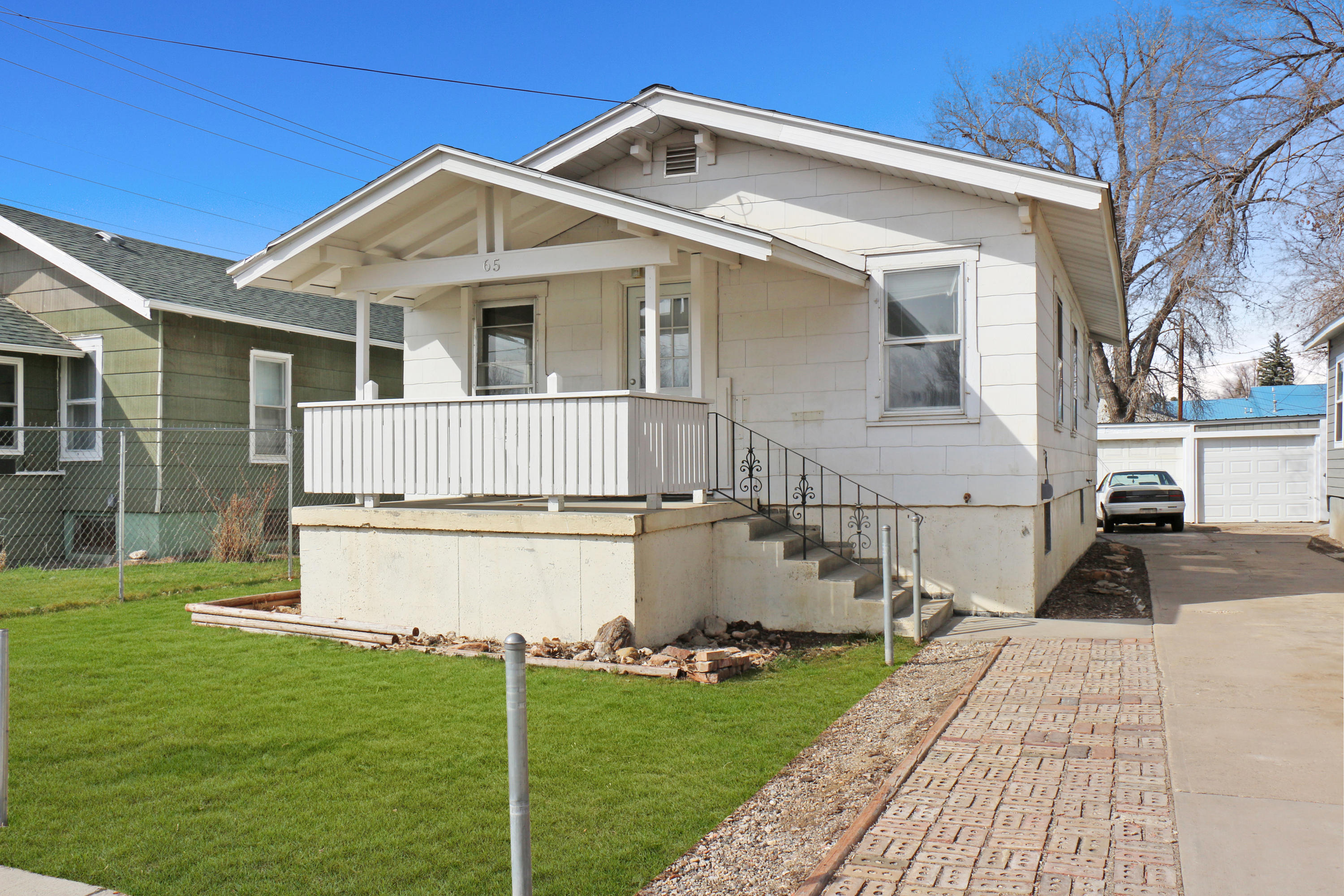 65 E 8th Street, Sheridan, Wyoming 82801, 2 Bedrooms Bedrooms, ,1 BathroomBathrooms,Residential,For Sale,8th,19-295
