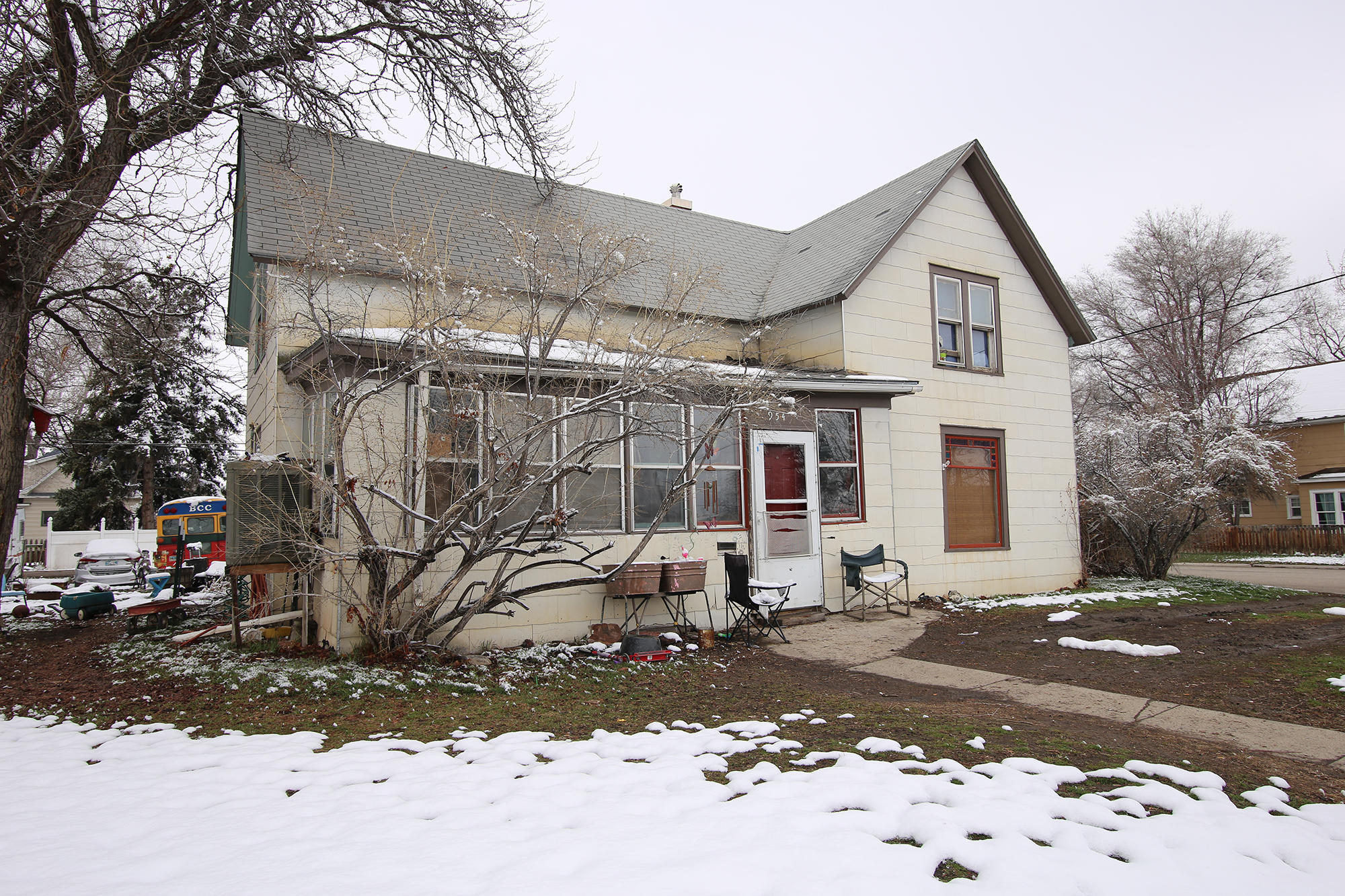 954 N Gould Street, Sheridan, Wyoming 82801, ,Commercial,For Sale,Gould,19-322