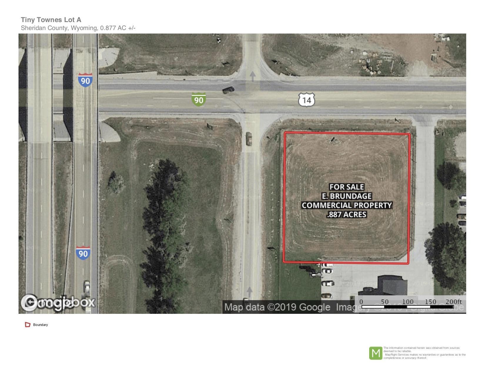 E Brundage Lane, Sheridan, Wyoming 82801, ,Building Site,For Sale,Brundage,19-351