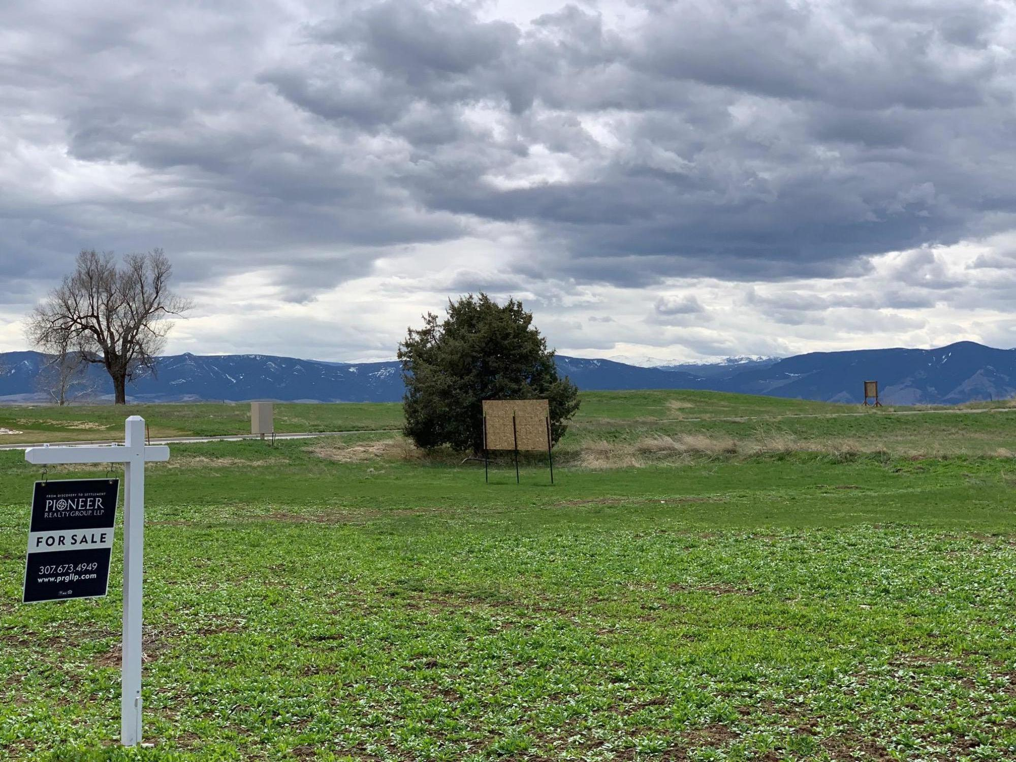 1900 Fairway Court, Sheridan, Wyoming 82801, ,Building Site,For Sale,Fairway,19-318