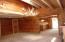 Antler Lighting Fixture in Living Room