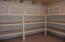 Built-In Storage Shelving