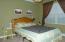 Bedroom 2 -Guest bedroom off great room-main