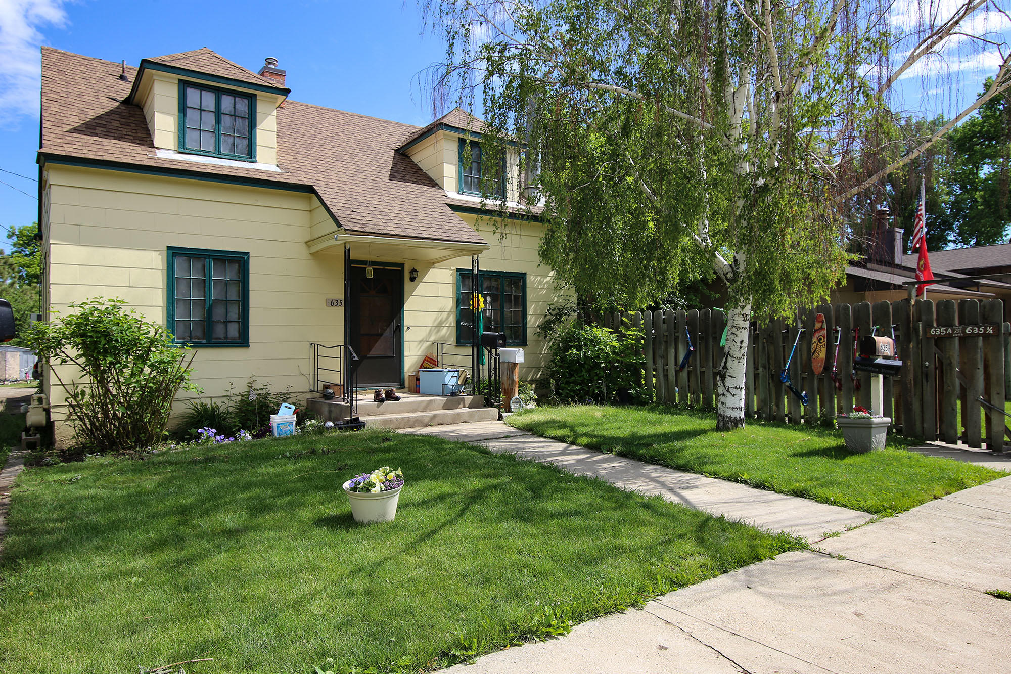 635 Park Street, Sheridan, Wyoming 82801, ,Multi-Unit,For Sale,Park,19-625