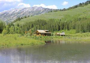 24402 Greys River Road, Alpine, WY 83128