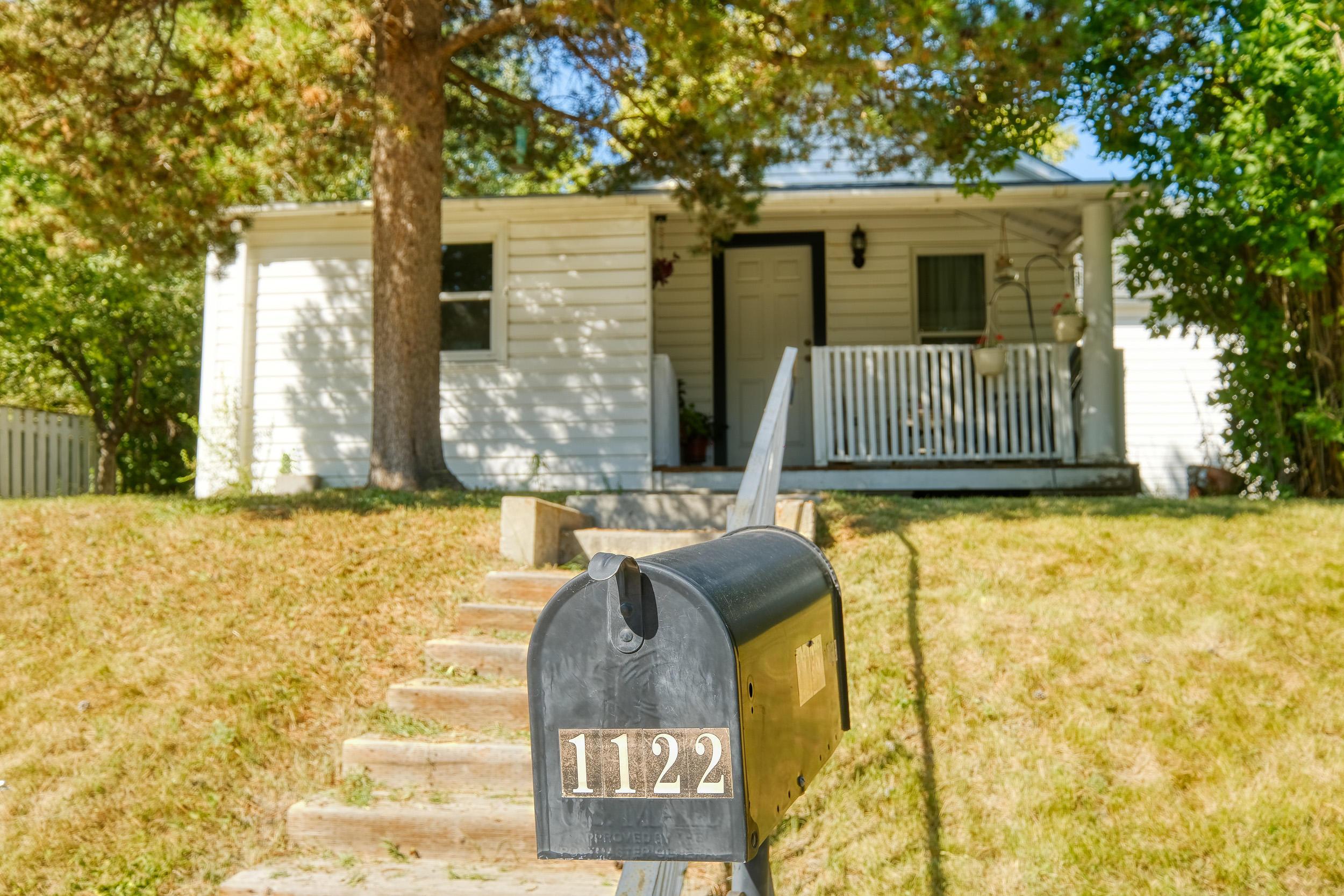 1122 Gladstone Street, Sheridan, Wyoming 82801, 2 Bedrooms Bedrooms, ,1 BathroomBathrooms,Residential,For Sale,Gladstone,19-899