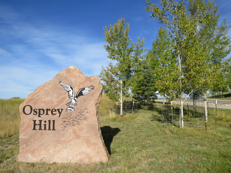 638 Osprey Boulevard, Sheridan, Wyoming 82801, ,Building Site,For Sale,Osprey,19-1004