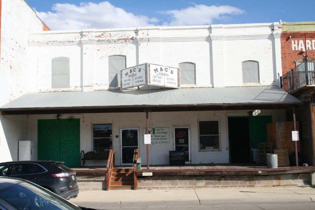 219 Broadway Street, Sheridan, Wyoming 82801, ,Commercial,For Sale,Broadway,19-1060