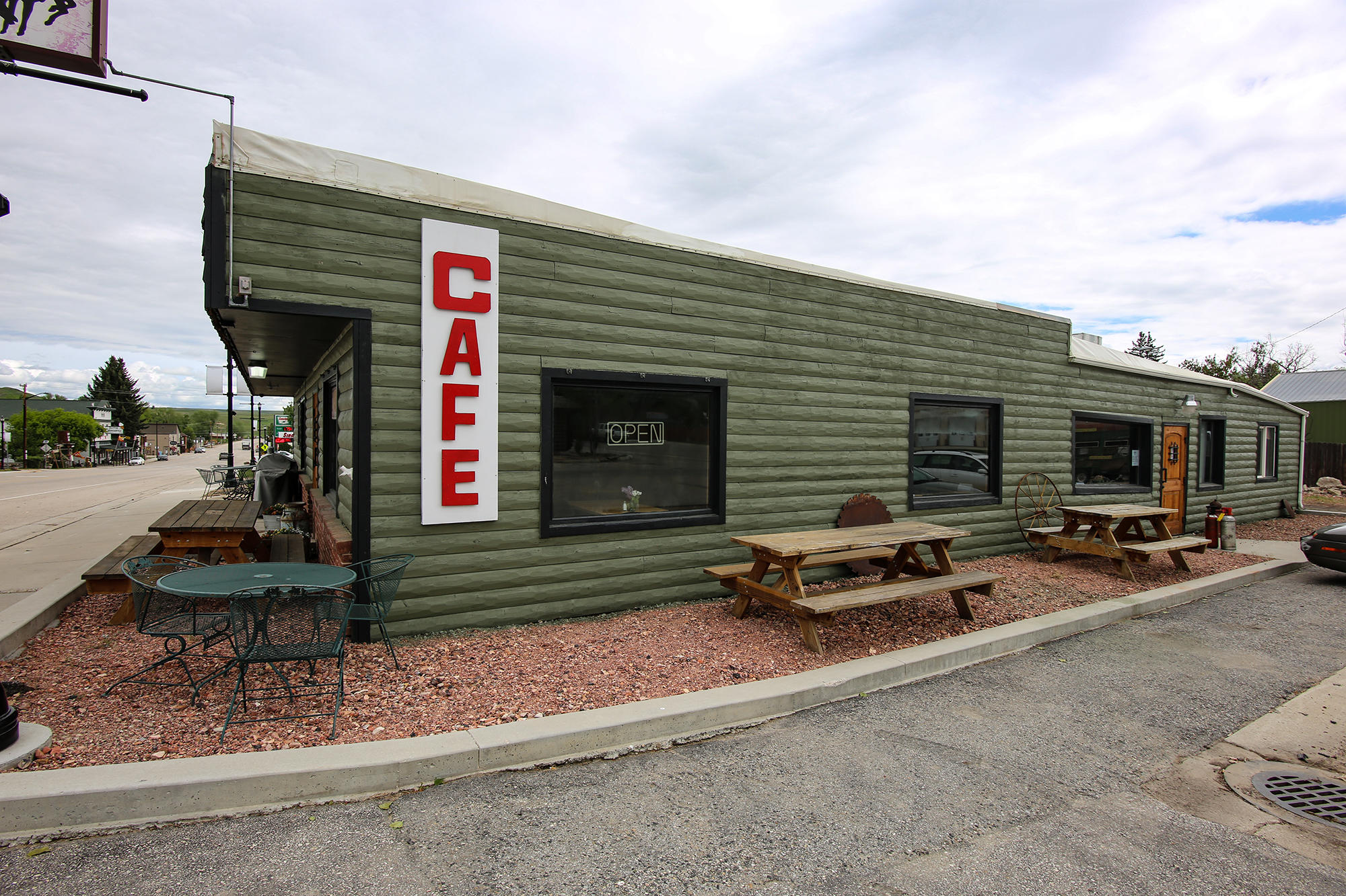 517 Main Street, Dayton, Wyoming 82836, ,Commercial,For Sale,Main,20-468