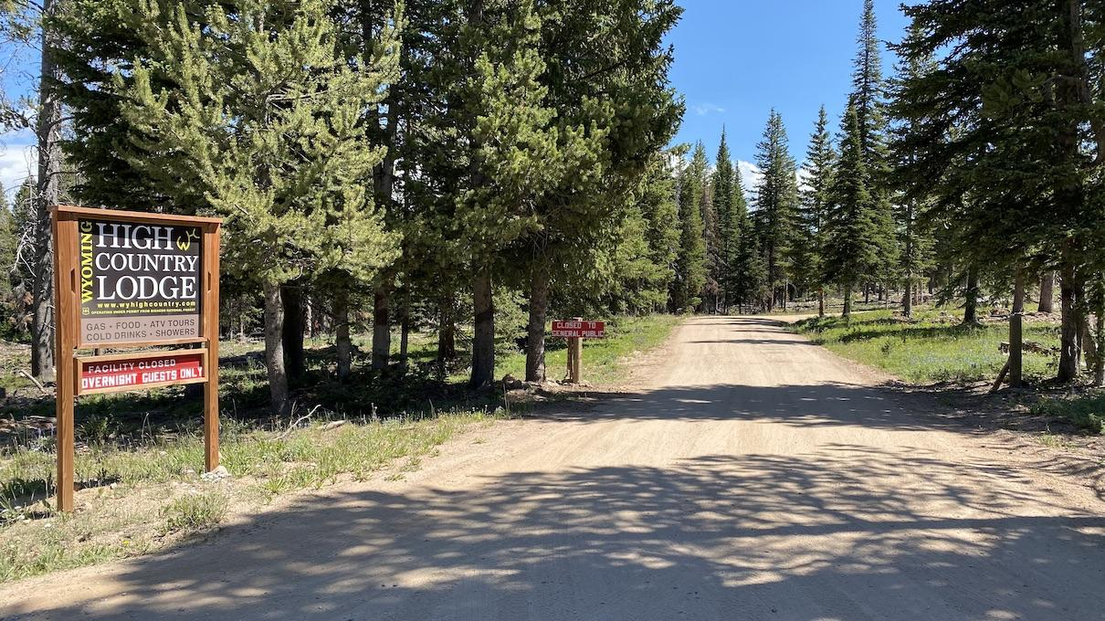 13 Forest Service Road, Lovell, Wyoming 82431, ,Commercial,For Sale,Forest Service,20-716