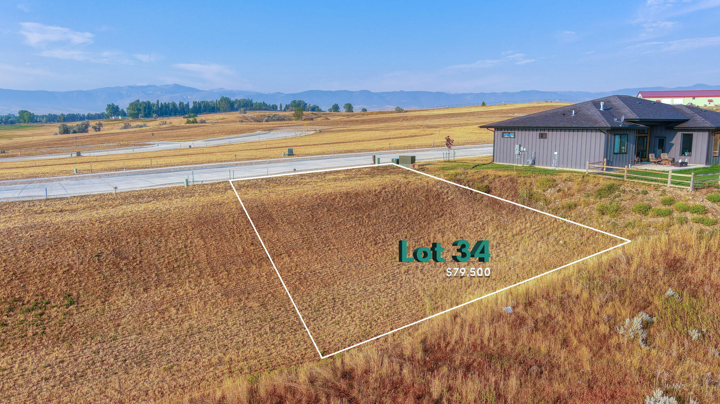 389 Legacy Road, Sheridan, Wyoming 82801, ,Building Site,For Sale,Legacy,20-810