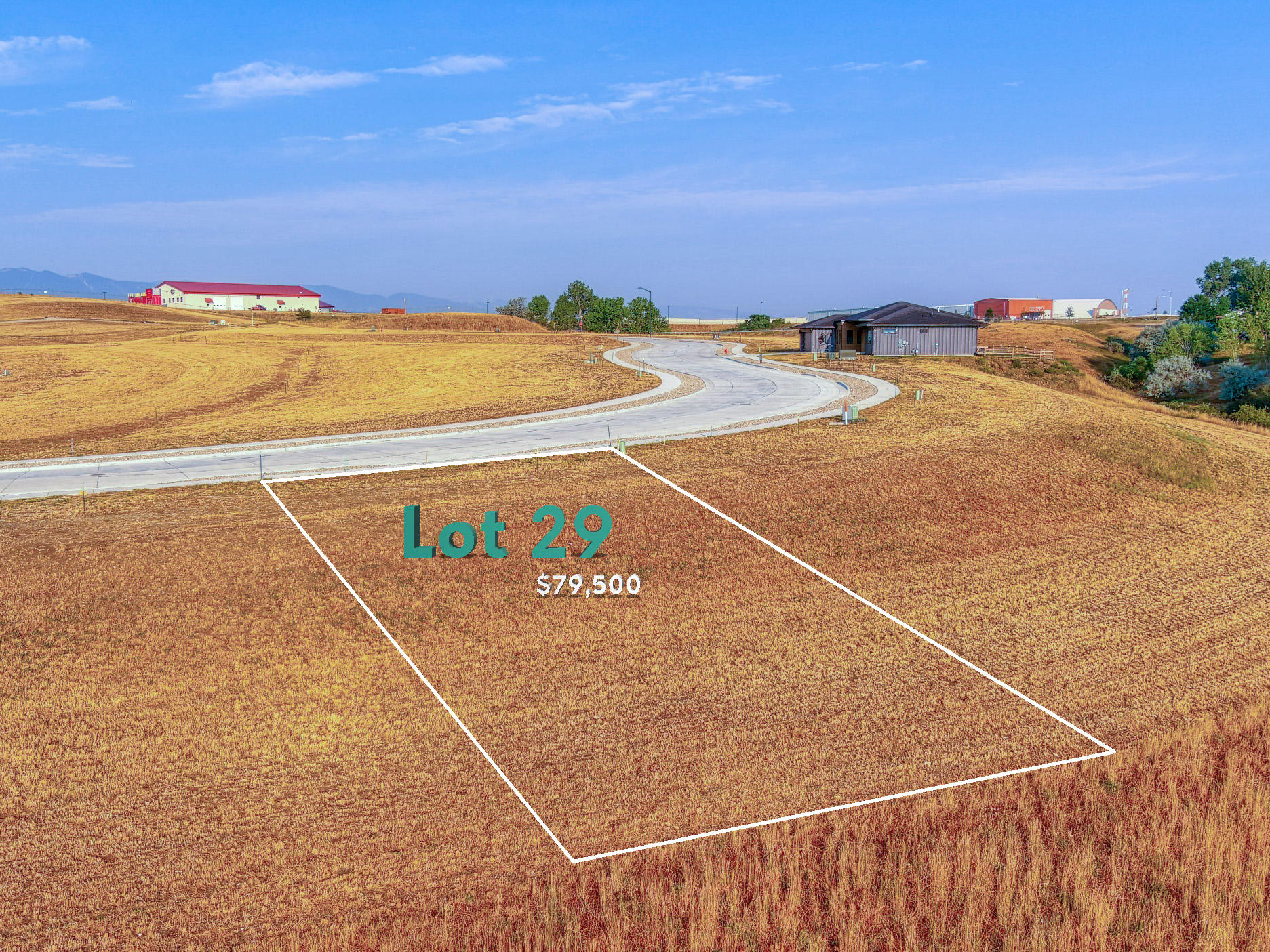 379 Legacy Road, Sheridan, Wyoming 82801, ,Building Site,For Sale,Legacy,20-803
