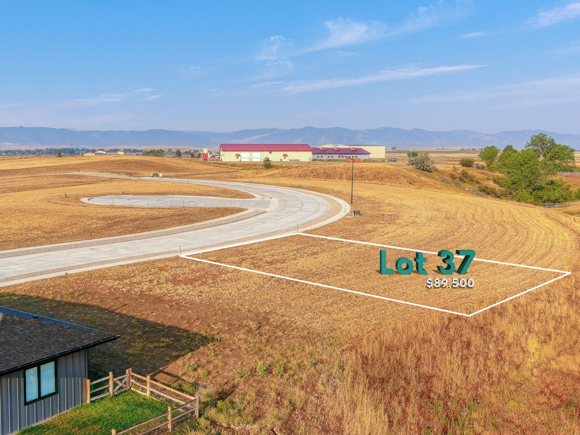 441 Legacy Road, Sheridan, Wyoming 82801, ,Building Site,For Sale,Legacy,20-818