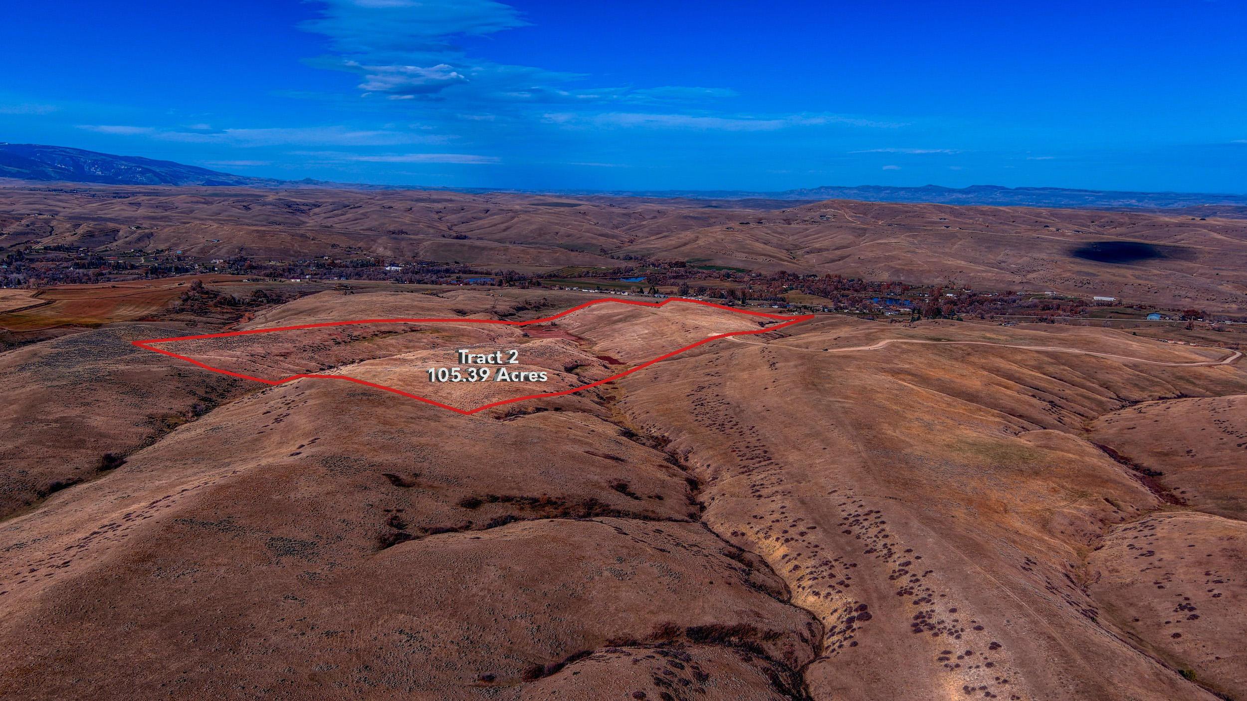 30 -Tr 2 Horseshoe Lane, Sheridan, Wyoming 82801, ,Building Site,For Sale,Horseshoe,20-1097