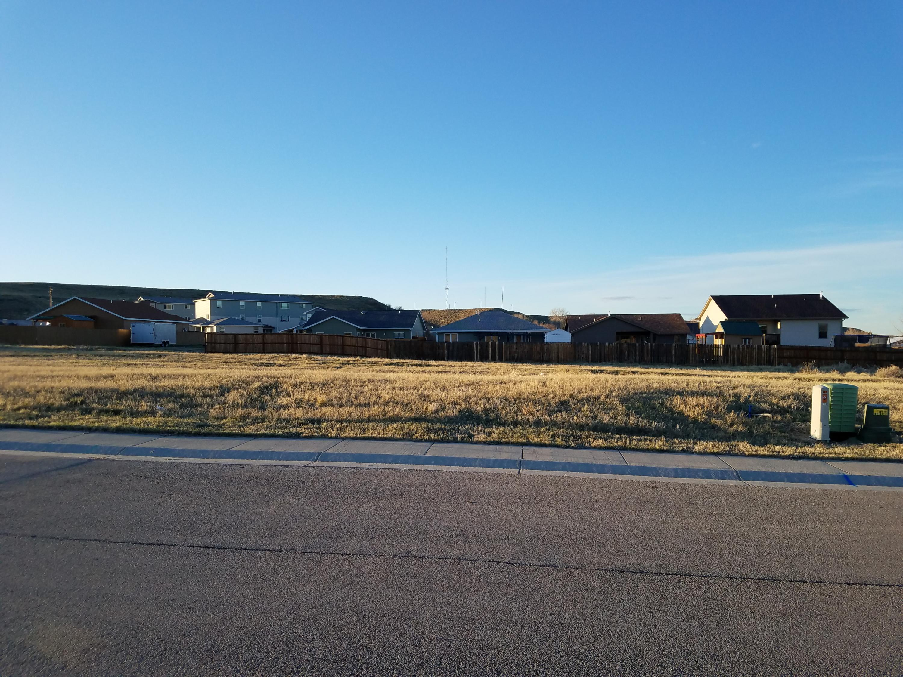 646 Melody Street, Buffalo, Wyoming 82834, ,Building Site,For Sale,Melody,20-1149