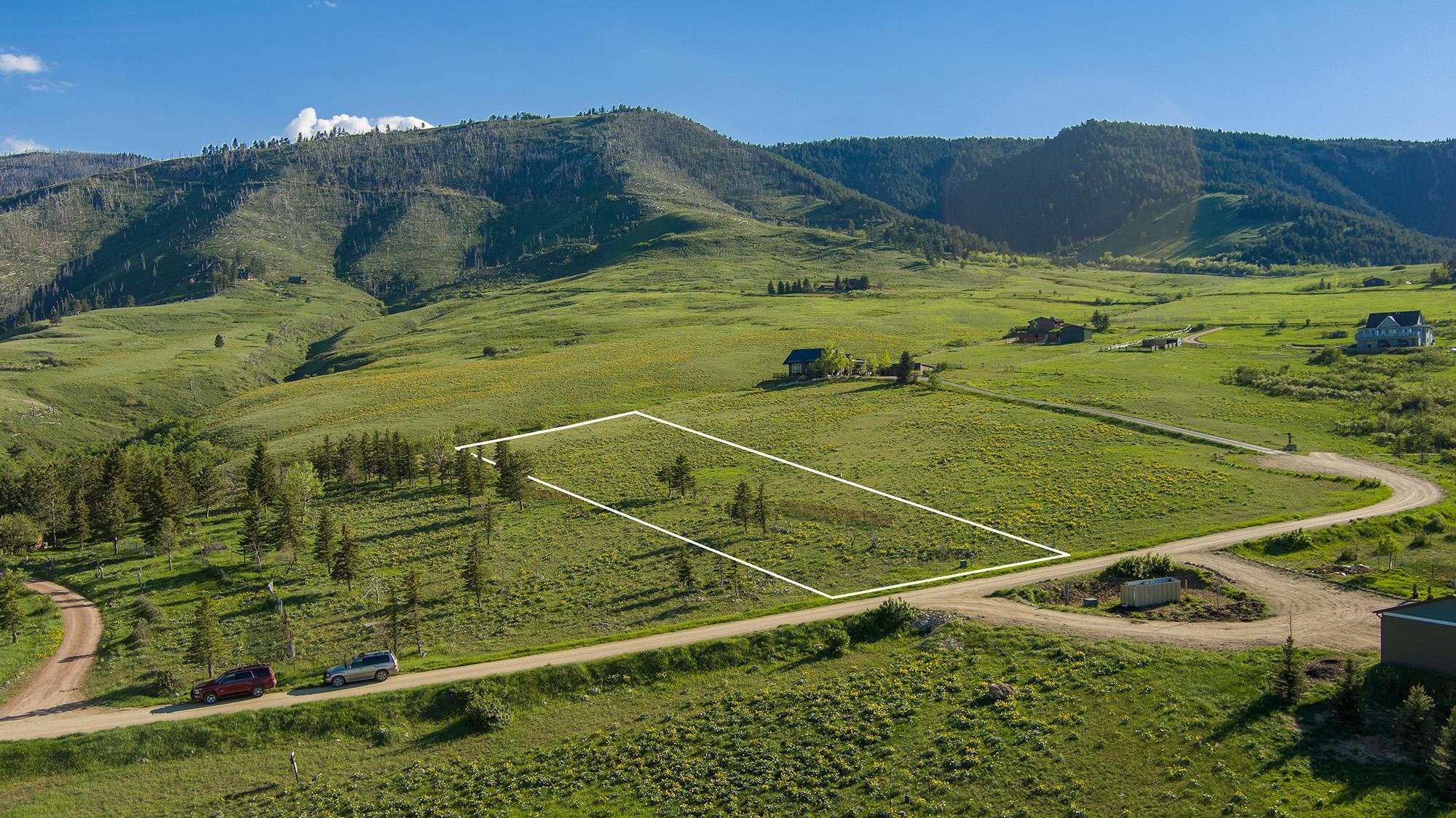 TBD Redpoll Lane, Big Horn, Wyoming 82833, ,Building Site,For Sale,Redpoll,21-576